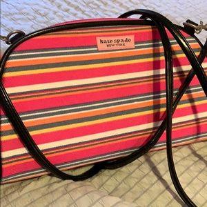 Kate Spade Vintage bag pink and black